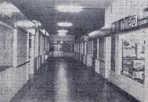 1972-06-09- El Ideal Gallego- Inauguración Galerías Comerciales Los Castros