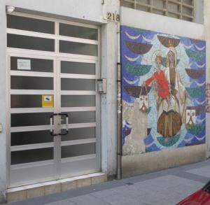 Foto 2016 - Parroquia de El Carmen - Edificio de viviendas y catequesis