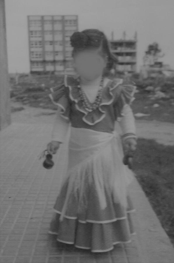 Foto carnavales 1979 - Cedida por Antonio López Vázquez